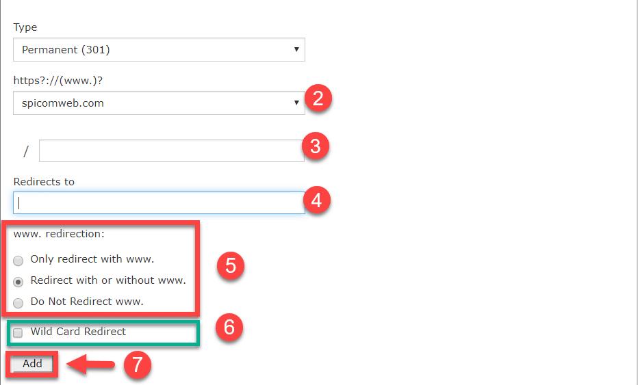 Cpanel_domain_redirect